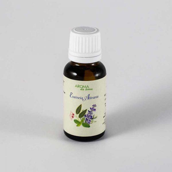 Essencia Ativante (óleos essenciais de Eucalipto, Menta e Lavanda)