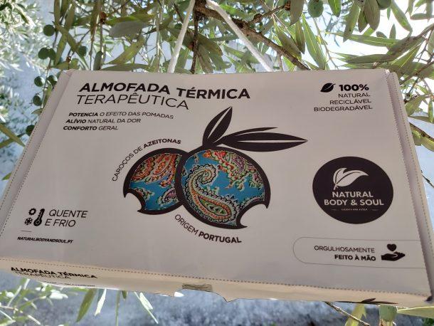 Almofada Térmica Terapêutica Ecológica