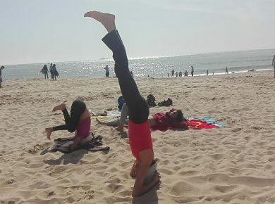 Benefícios do yoga para a saúde