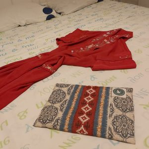 Almofada Terapêutica - Aquecer a cama - Rustico