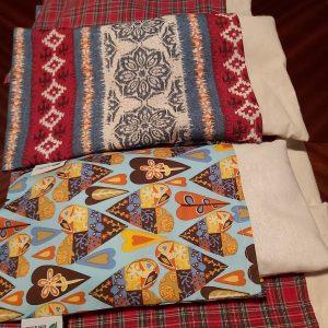Almofada Terapêutica com capa vários padrões e tamanhos